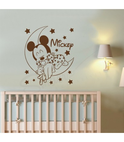 Sticker Dream along with Mickey