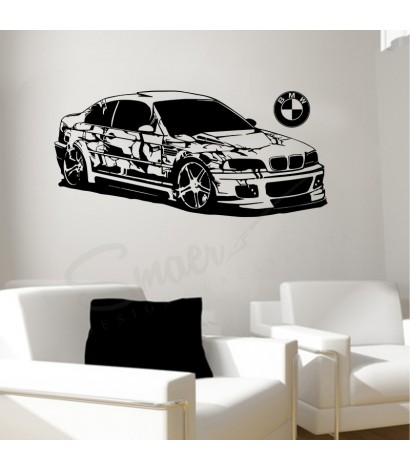 Sticker BMW M3
