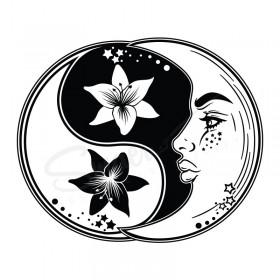 Sticker - Creanga cu Frunze