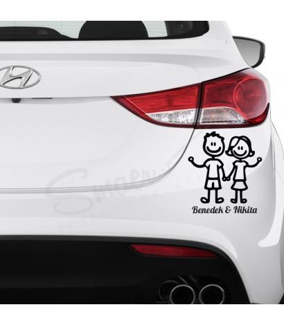 Sticker Auto Kids on Board