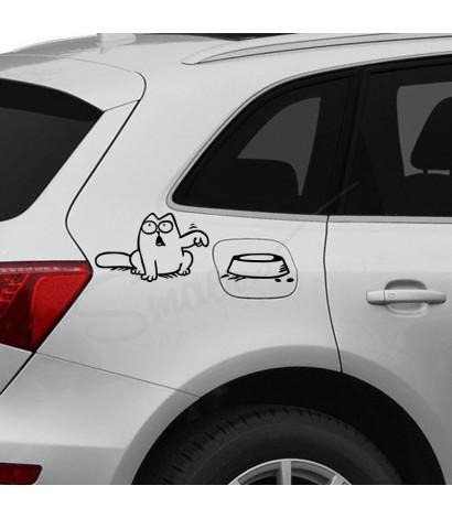 Sticker Auto Feed Me