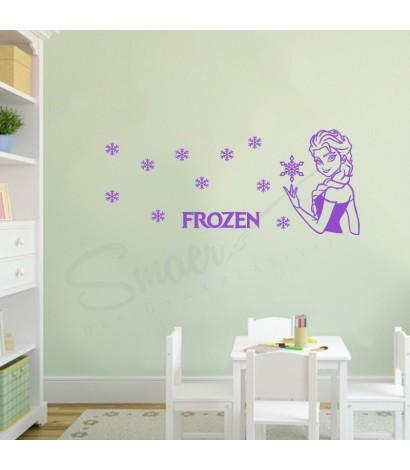 Sticker Elsa Frozen