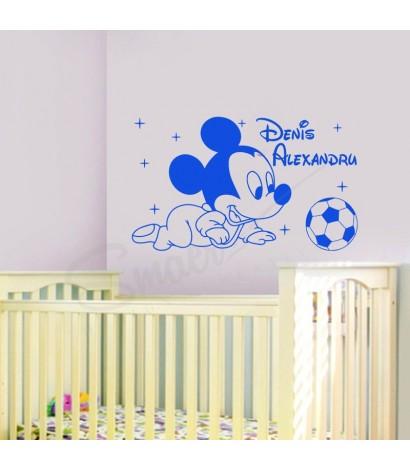 Sticker Mickey Baby