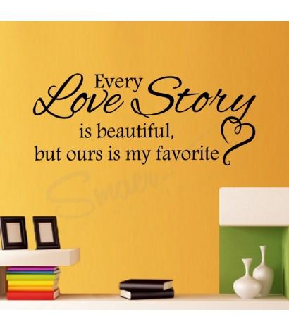 Sticker Love Story