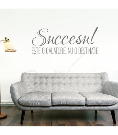 Sticker Succesul