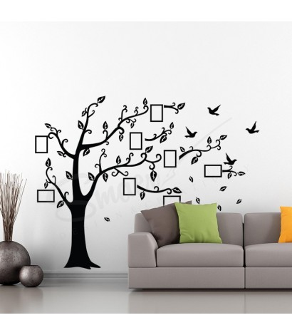 Sticker Family Tree